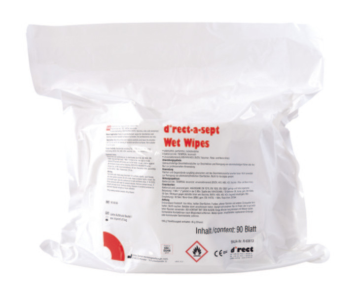 direct-a-sept Wet Wipes